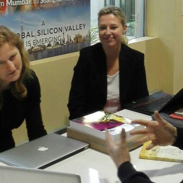 Photo of Anne Dwane, Partner at Village Global