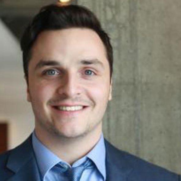Photo of Callum Booker, Associate at NextGen Venture Partners