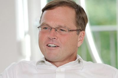 Photo of Frank Seehaus, Managing Partner at Acton Capital Partners