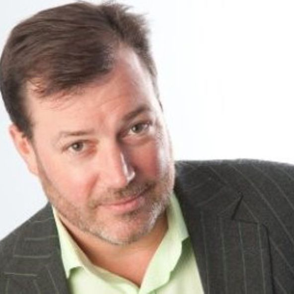 Photo of Chris Ahearn, Venture Partner at FirstMark Capital