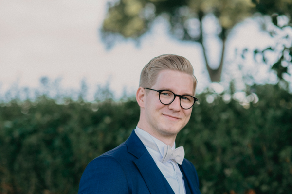 Photo of Tobias Neveling, Venista Ventures