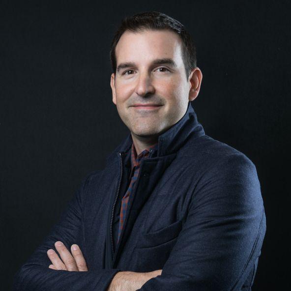 Photo of Christian Lassonde, Managing Partner at Impression Ventures