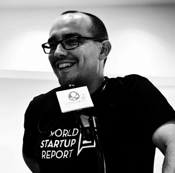 Photo of Dave McClure, Investor