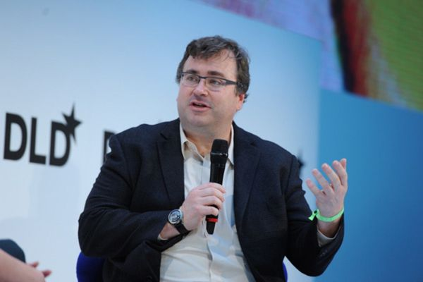 Photo of Reid Hoffman, Partner at Greylock
