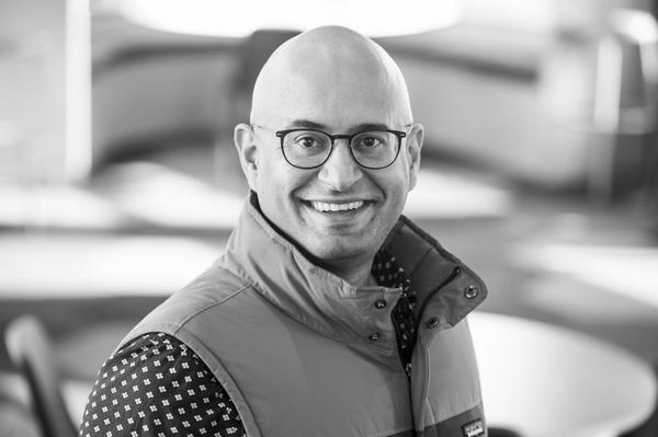 Photo of Vishal Vasishth, Partner at Obvious Ventures