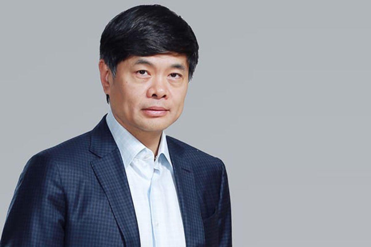 Photo of James Ding, Managing Director at GSR Ventures