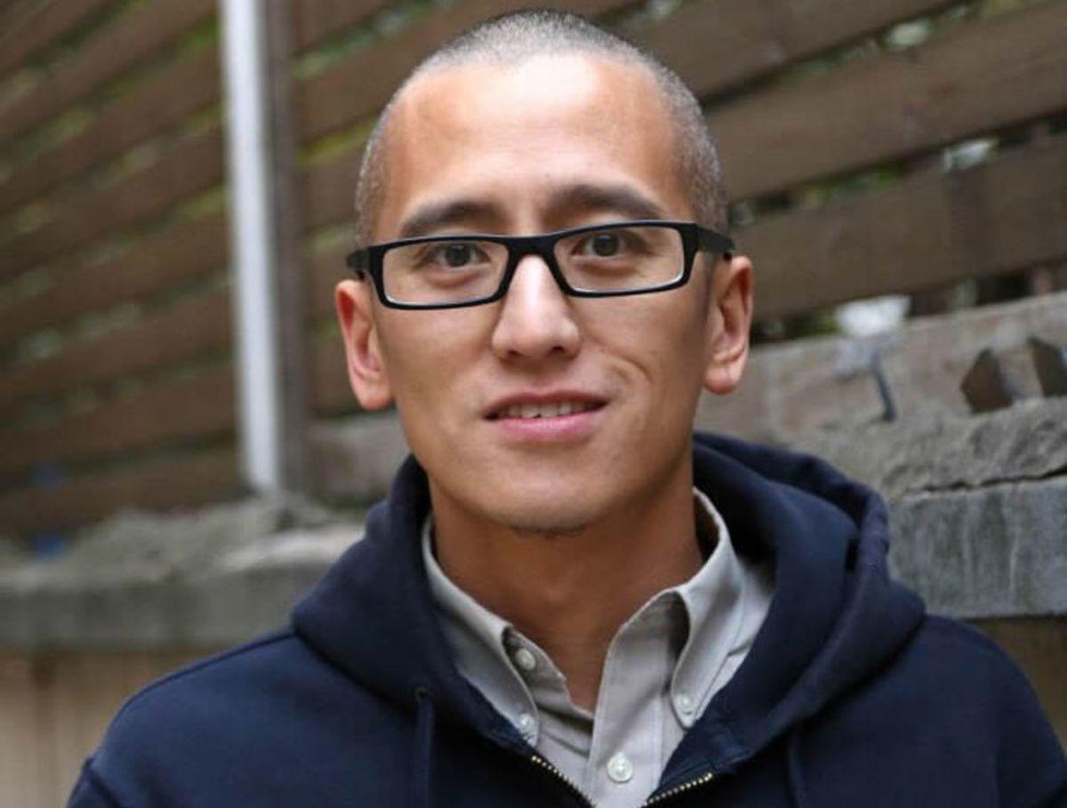 Photo of Calvin Chin, E14 Fund