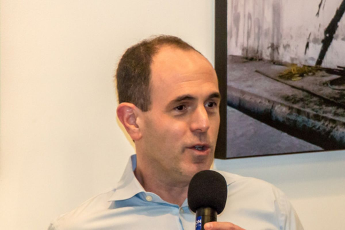 Photo of Keith Rabois, Investor at Founders Fund