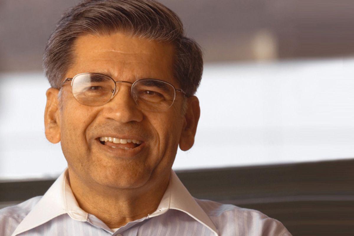 Photo of Vish Mishra, Venture Partner at Clearstone