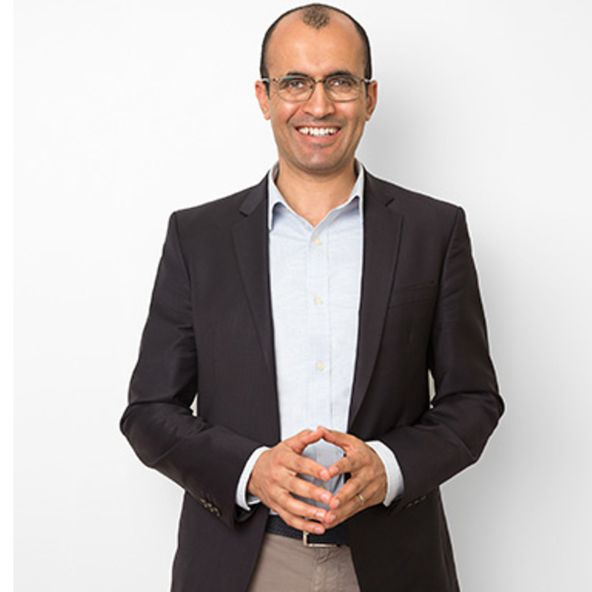 Photo of Ziad Mokhtar, Managing Partner at Algebra Ventures