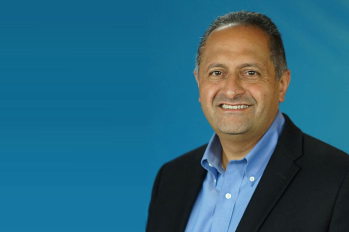 Photo of Ashish Bahl, Cyberstarts VC