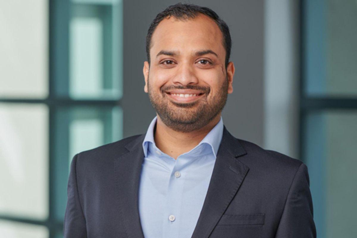 Photo of Ankur Saxena, Cisco Investments
