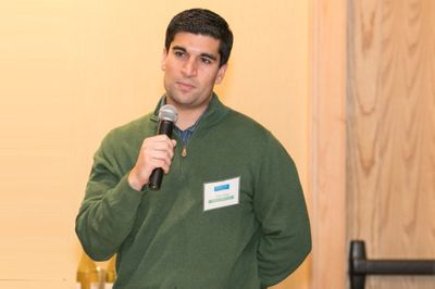 Photo of Yash Patel, Investor at Telstra Ventures