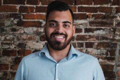 Photo of Taha Jangda, Partner at HealthX Ventures