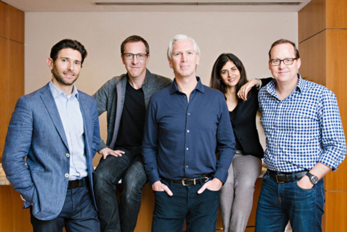 Photo of Philippe Botteri, Partner at Accel Partners