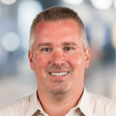 Photo of Adam Schwenker, Vice President at Qualcomm Ventures