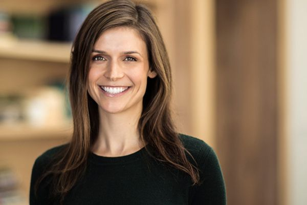 Photo of Lauren Gross, Partner at Founders Fund