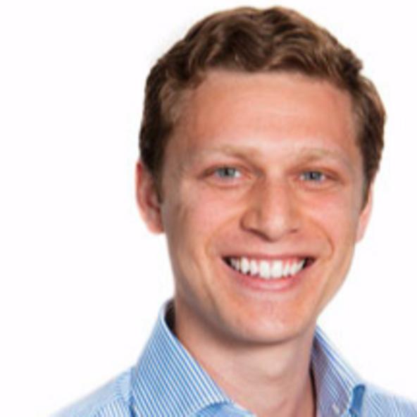 Photo of Jett Fein, Investor at e.ventures