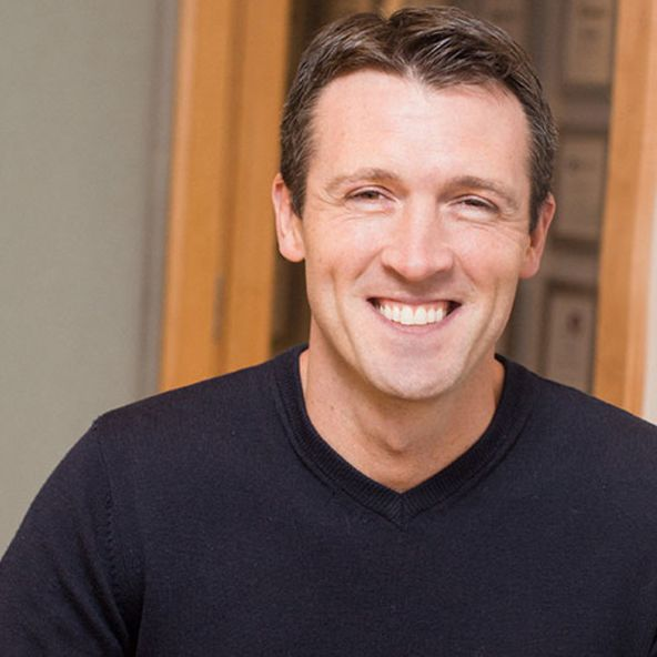 Photo of Shawn Carolan, Managing Partner at Menlo Ventures