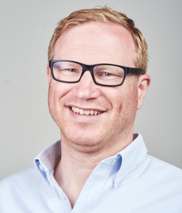 Photo of Nico Lumma, Managing Partner at next media accelerator GmbH