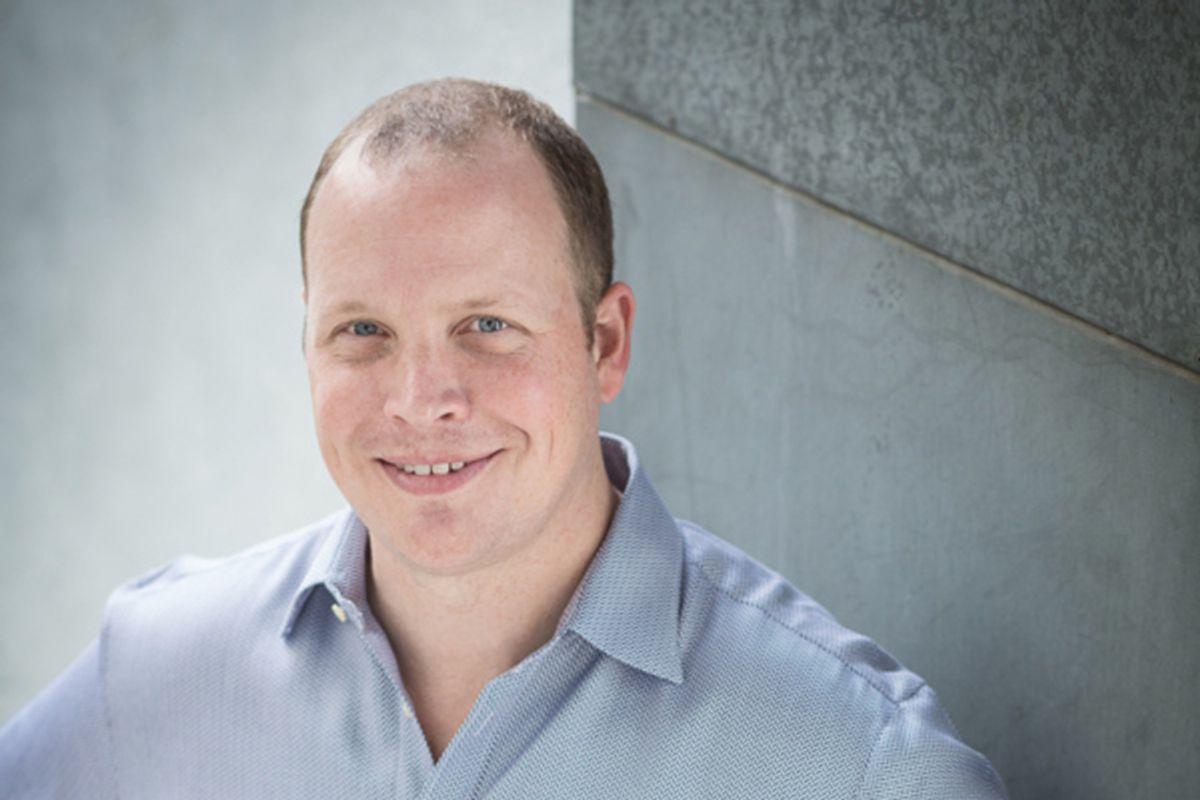 Photo of Scott Kriz, Investor at Spitfire Ventures