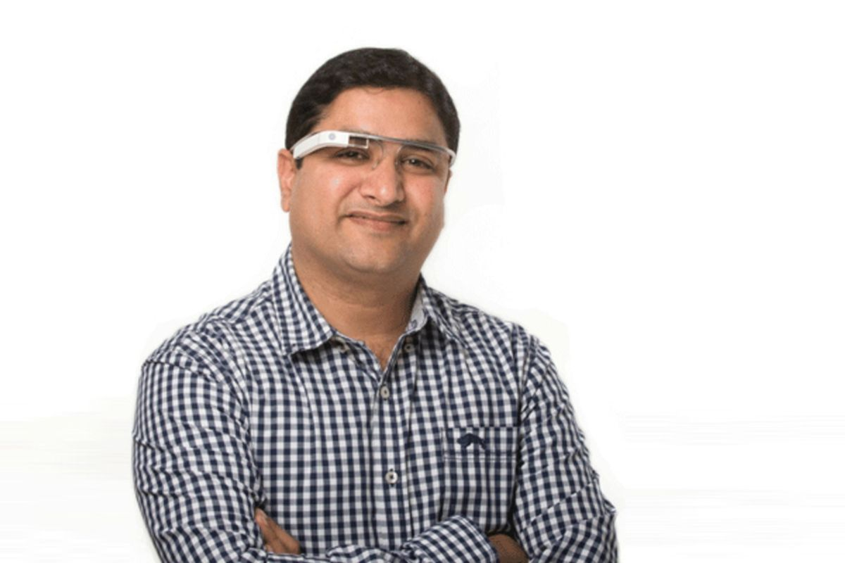 Photo of Mohan Reddy, The Hive