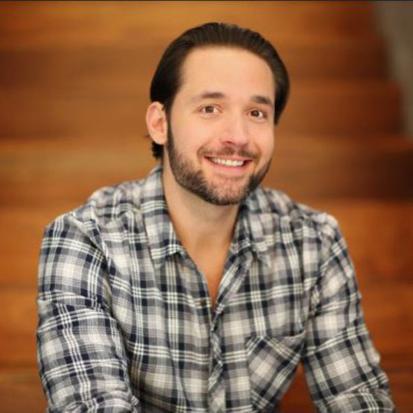 Photo of Alexis Ohanian, General Partner at Initialized Capital