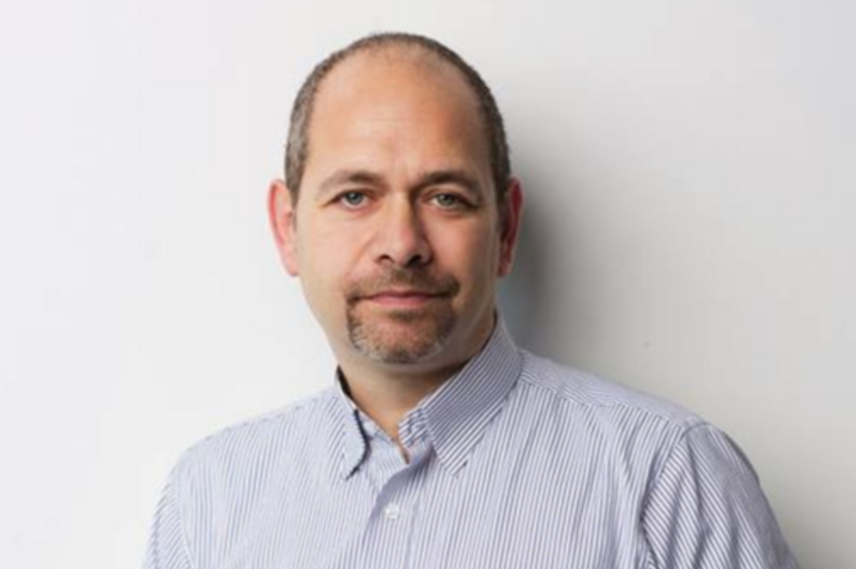 Photo of Sergey Gribov, Partner at Flint Capital