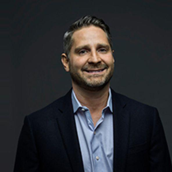 Photo of Adam Bruce, ATV Capital