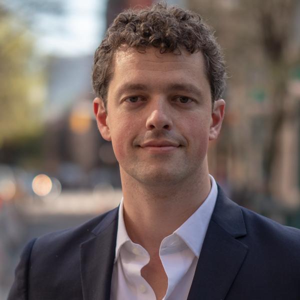 Photo of Adam Cragg, Managing Partner at Quake Capital