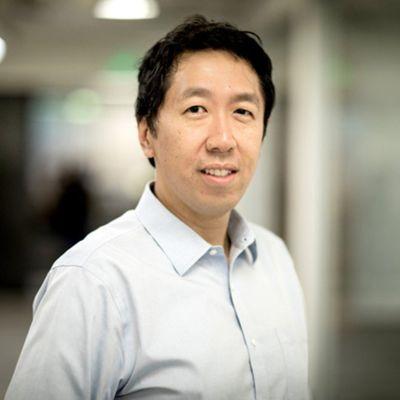 Photo of Andrew Ng, General Partner at AI Fund