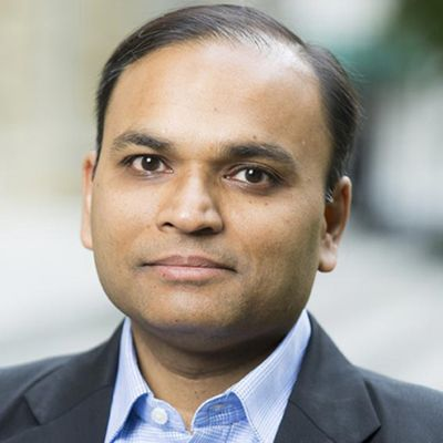 Photo of Manish Agarwal, General Partner at AXA Strategic Ventures