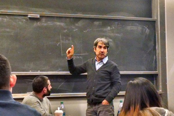 Photo of Bijan Sabet, General Partner at Spark Capital