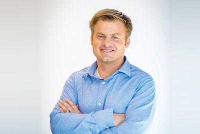 Photo of Gavin Christensen, Managing Partner at Kickstart Seed Fund