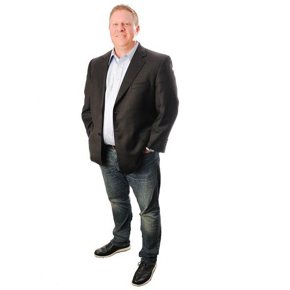 Photo of Rob Martens, President at Allegion Ventures