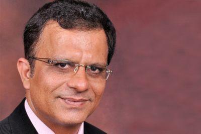 Photo of Ajay Khanna, Cisco Investments