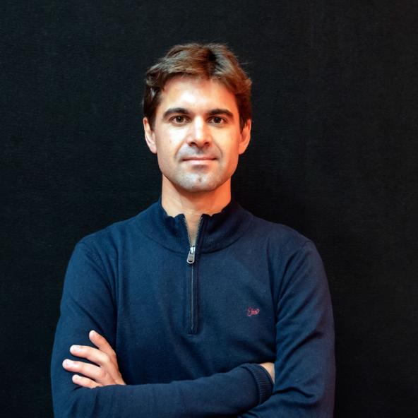 Photo of Diego Gomes, Partner at SaaSholic Fund
