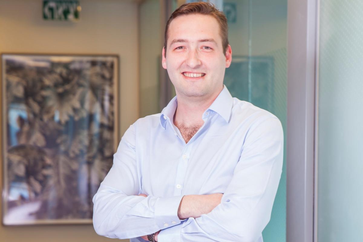 Photo of Nikita Yavtushenko, Partner at Reinvent VC
