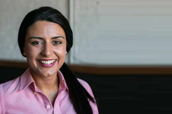 Photo of May Samali, Senior Associate at Urban Innovation Fund