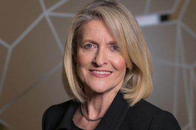 Photo of Jeanne Bolger, Vice President at Johnson & Johnson Innovation