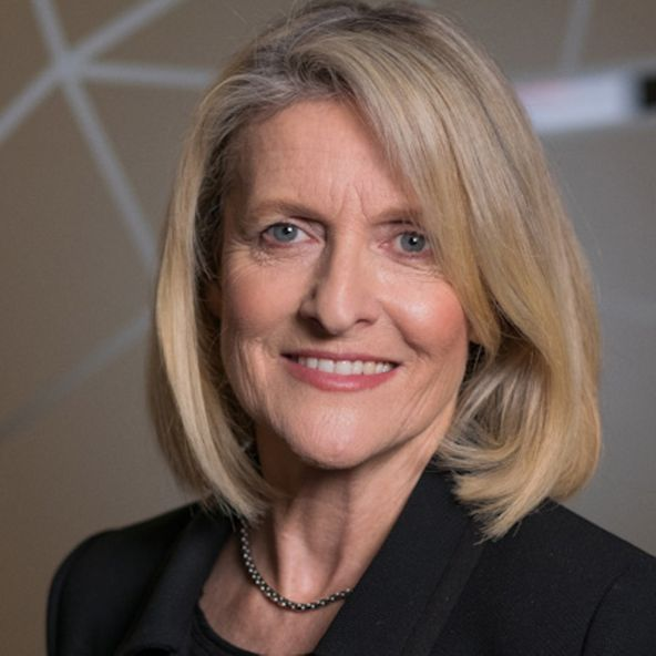 Photo of Jeanne Bolger, Vice President at Johnson & Johnson Innovation