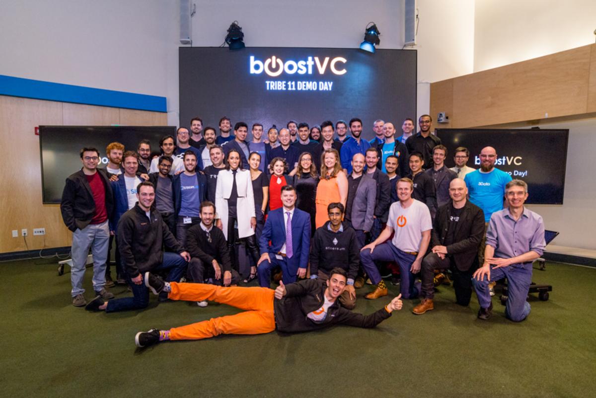 Photo of Ben Lovell, Associate at Boost VC