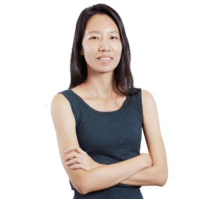 Photo of Pei Lin Wu, Cherubic Ventures