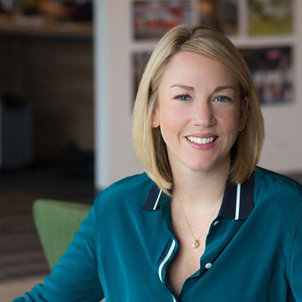Photo of Sarah Hodges, Partner at Pillar VC