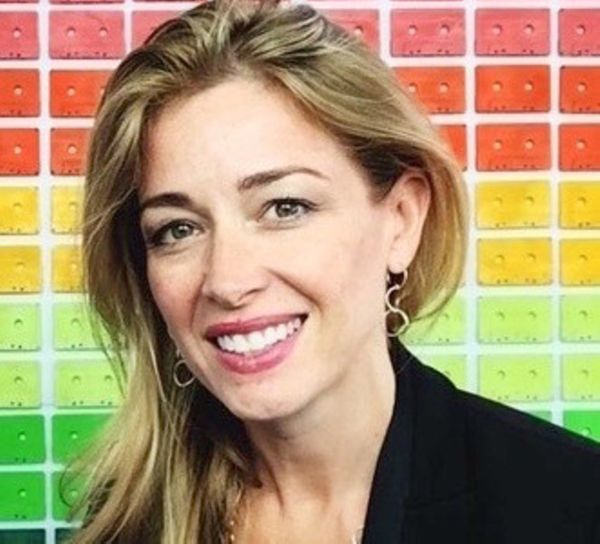 Photo of Christine Herron, Intel Capital
