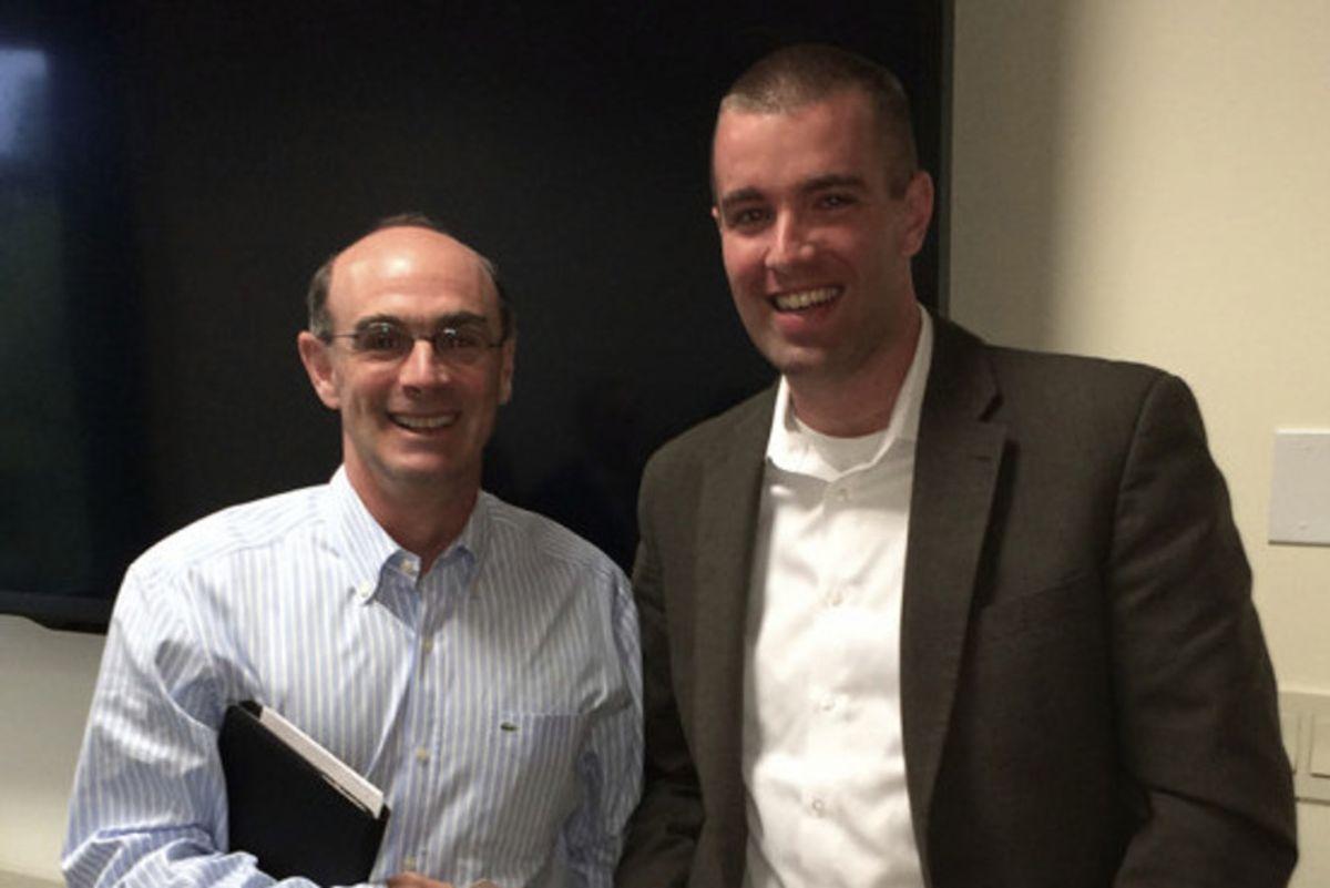 Photo of Ted Schlein, General Partner at Kleiner Perkins Caufield & Byers