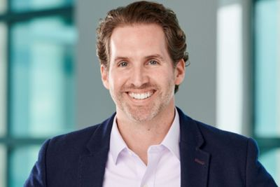 Photo of Rob Salvagno, Cisco Investments
