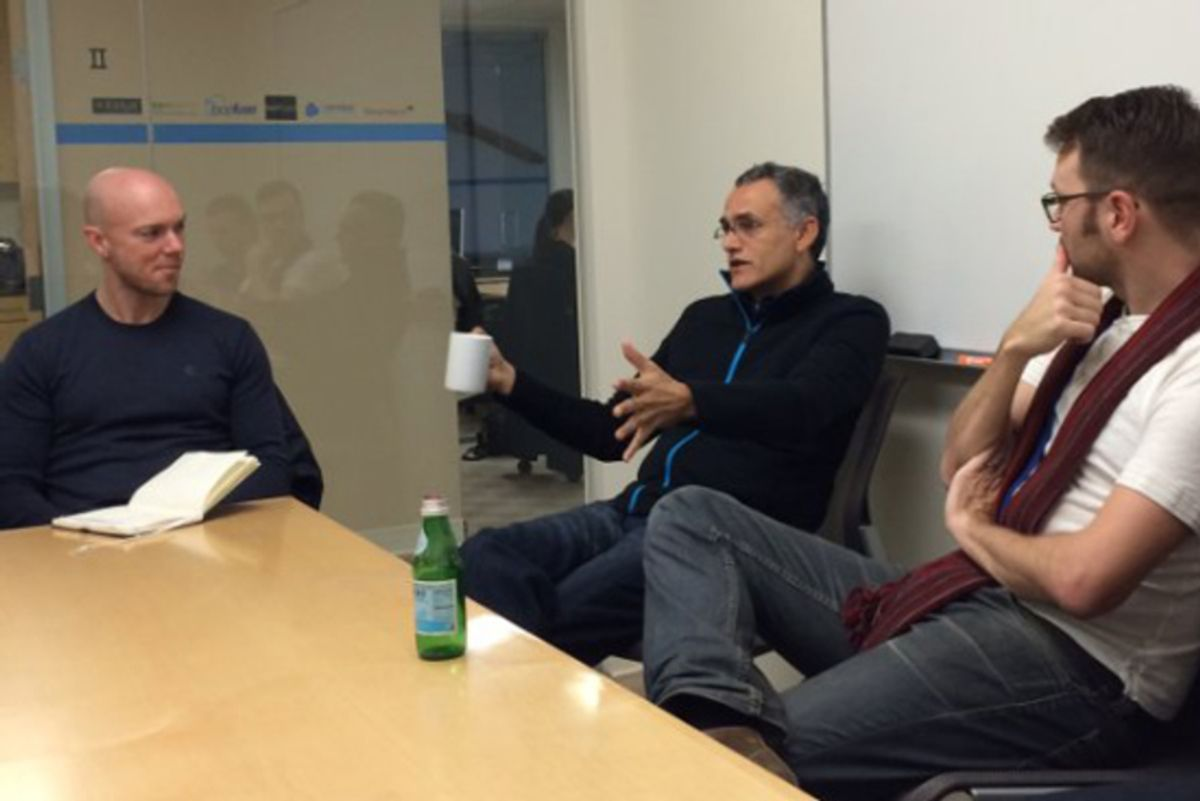 Photo of Rohit Sharma, Venture Partner at True Ventures