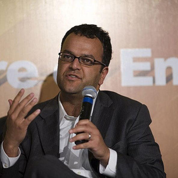 Photo of Samir Kaul, General Partner at Khosla Ventures