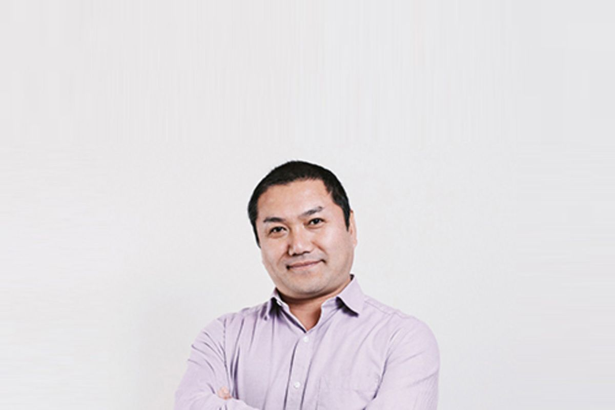 Photo of Norihiro Kondo, Conductive Ventures